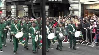 FAKI, The Kimbanguist Brass Band