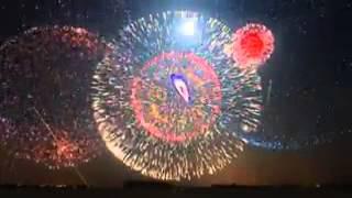 firecrackers show