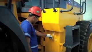 getlinkyoutube.com-Technical features of XCMG ZL50G wheel loader