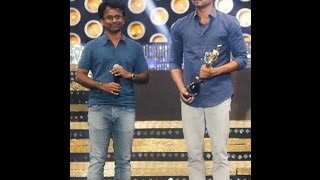 getlinkyoutube.com-Super speech of Ilaya Thalabathi Vijay at Vijay awards 2014 uncut version