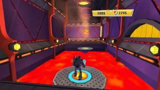 getlinkyoutube.com-Toy Story 3 El Videojuego puerto espacial de zurg