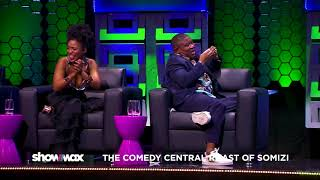 Uncut, Uncensored Roast of Somizi | Showmax
