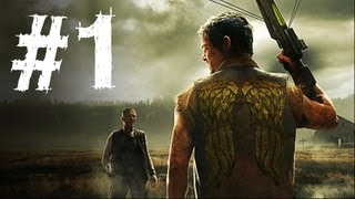 getlinkyoutube.com-The Walking Dead Survival Instinct Gameplay Walkthrough Part 1 - Intro (Video Game)