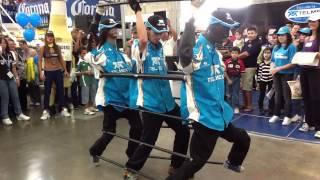 getlinkyoutube.com-Los Working Dancers en Rally Guanajuato México 2012