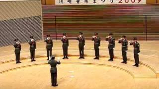 getlinkyoutube.com-[20090614]陸自x川崎音楽まつり2009xラッパ吹奏