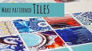 getlinkyoutube.com-Make your own patterned tiles