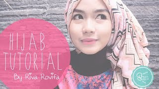 getlinkyoutube.com-[BEST] Cara Memakai Jilbab Pashmina - HijabStyleID Tutorial - by Riva [2014]