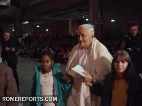 Pope Highlights Work of Brother Roger  Founder of Taize