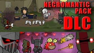 getlinkyoutube.com-Castle Crashers - Necromantic DLC | SHOWCASE