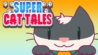 getlinkyoutube.com-Super Cat Bros: Tales ! Super Mario Bros with CATS ! (1st Look iOS / Android Gameplay)