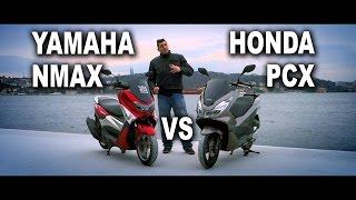 getlinkyoutube.com-Yamaha NMAX - Honda PCX 125 Karşılaştırması