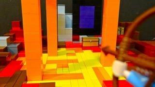 getlinkyoutube.com-LEGO Minecraft Nether
