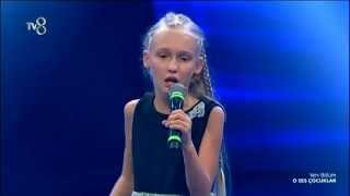 O Ses Çocuklar Maria Soshenko 'Diamonds' 2.Sezon 1.Bölüm Yeni Mp3 indir – Dinle – Mp3 Download – Bedava MP3 Albüm