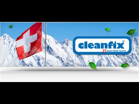 Cleanfix RA 395 IBC Kullanımı