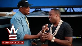 Jay Z Welcomes Yo Gotti To Roc Nation (WSHH Exclusive)
