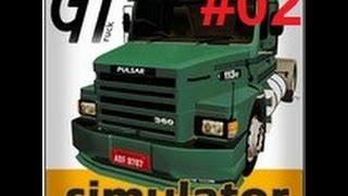 getlinkyoutube.com-Como Colocar Dinheiro e Pontos no Grand Truck Simulator(GTS)(Root)