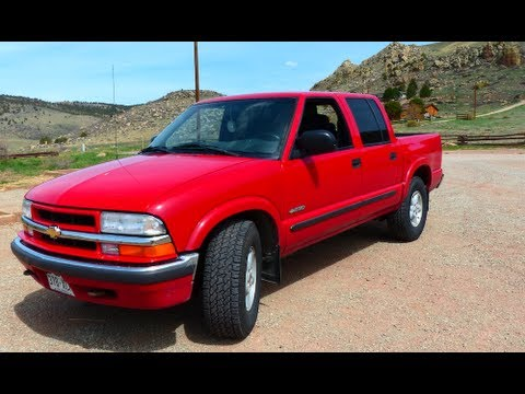 Run what you Brung # 2: How Fast is a 2001 Chevy S-10 pickup from 0-60 MPH mile high