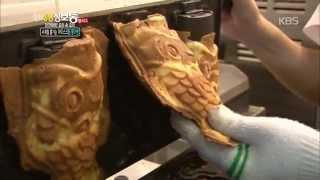 getlinkyoutube.com-[HIT] 생생정보통 플러스-사계절 내내 즐기는 '아이스크림 붕어빵'.20141114