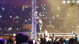 getlinkyoutube.com-WWE LIVE IN INDIA (ROMAN REIGNS VS RUSEV) 16 JANUARY 2016