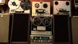 getlinkyoutube.com-Sony STR-7035; Cony TC-355; Pioneer CS-33A