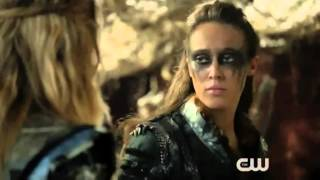 getlinkyoutube.com-A Thousand Years - Clarke/Lexa