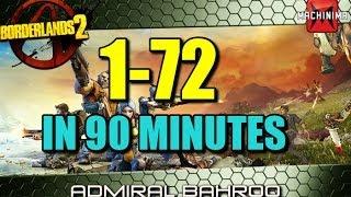 getlinkyoutube.com-How to level from 1-72 in under 2 hours in Borderlands 2