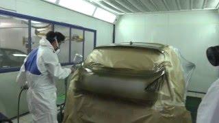 Apprentissage de la peinture automobile GARAC