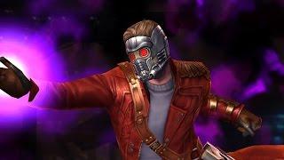 getlinkyoutube.com-Marvel Future Fight - Star Lord Unlocked