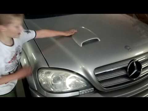 5 x Mercedes ML Klasse 163 AMG Spezial und Modelle (Monstertruck) Goliasch Motors
