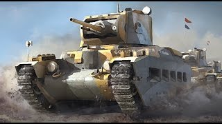 getlinkyoutube.com-World Of Tanks - Matilda [HUN]