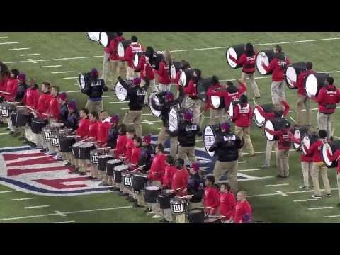 Gallant Entertainment/New York Giants Gigantic Drumline
