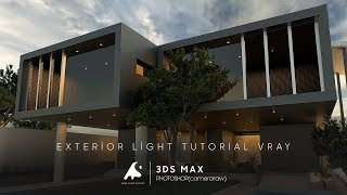 getlinkyoutube.com-3D Max Creative Exterior Vray3.2 ,Photoshop,CameraRaw Light 2016