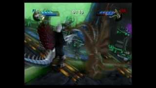 getlinkyoutube.com-Godzilla: Unleashed #9 - Gigan vs King Ghidorah