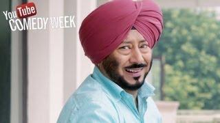 getlinkyoutube.com-Best of Punjabi Comedy feat. Jaswinder Bhalla, Ghuggi, Arya Babbar | Jatts in Golmaal | Sagahits