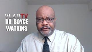 Dr. Boyce Watkins: Confederate Flag is the Swastika for Blacks