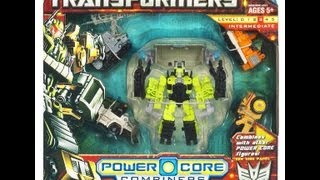 getlinkyoutube.com-Power Core Combiners: Steamhammer with Constructicons