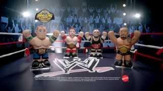 getlinkyoutube.com-WWE Mattel Championship Brawlin' Buddies