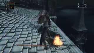 getlinkyoutube.com-Bloodborne Invincibility Glitch: Works against EVERY boss!
