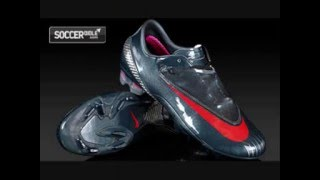 getlinkyoutube.com-Nike Mercurial Vapor IV 10 Colourways