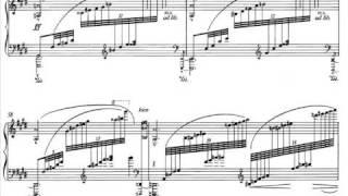 "getlinkyoutube.com-Cziffra's ""Valse Triste"" Transcription Audio + Sheet Music"