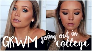 GRWM College - Going Out!