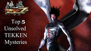 getlinkyoutube.com-Tekken 7 Theory: Top 5 Unsolved Mysteries