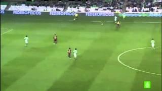 Betis - Barcelona 3 -1. Copa del Rey.avi