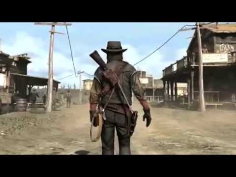 Marston Unchained -  A Red Dead Redemption Music Video