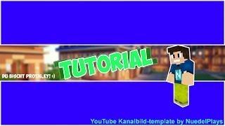 getlinkyoutube.com-YouTube-Banner mit GIMP   NuedelErklärt