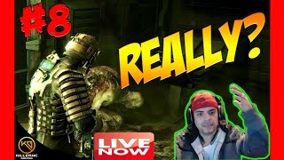 getlinkyoutube.com-RETRO GAMING - DEAD SPACE PC GAMEPLAY THE FINAL CHAPTERS 11 & 12 #8p 1080p 60FPS