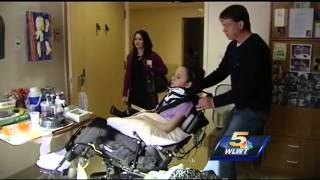 getlinkyoutube.com-Benefit to be held for woman paralysed by drunken driver