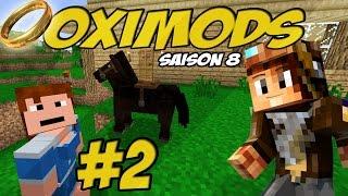 getlinkyoutube.com-[Minecraft] OxiMods S8 Ep.2 - PITI PONEY !!