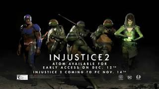Injustice 2 - Fighter Pack 3 Reveal Trailer