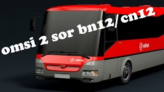 getlinkyoutube.com-OMSI 2 BUS SIMULATOR - SOR BN12 / CN12 BUS MOD (PC GAME)